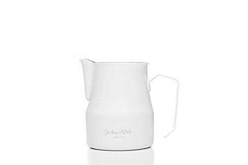 Dritan Alsela Profi Milchkännchen weiß (500ml)