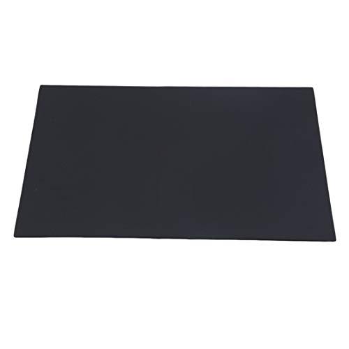 Botreelife La capacité transparente d'album d'images de livre d'affichage d'images de livre d'autocollant de clou, 120 zones noir