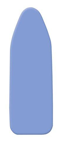 WENKO Bügeltischbezug Universal Keramik Blau - Bügelbrettbezug mit Hightech Hitzereflexion, Easy Glide, Universalgröße für S bis XXL, Baumwolle, Blau