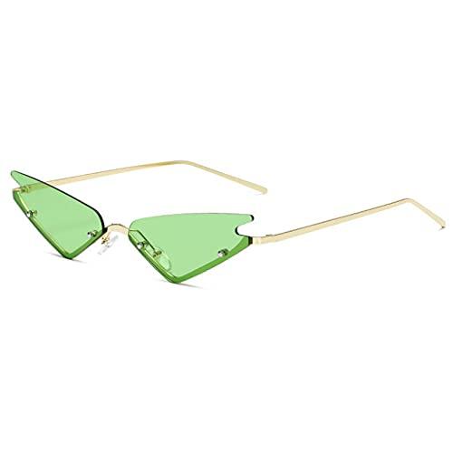 DAIDAICDK Cat Eye Sunglasses Women Men Colorful Gradient Sunglasses Travel Outdoor Eyewear Car Accessories