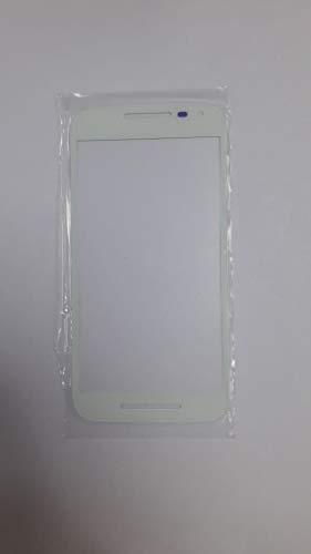Outer Glass for Motorola Moto G3 White