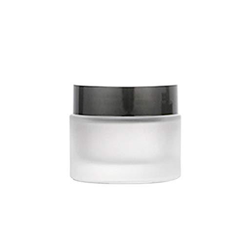 GROOMY Embotellado, 20/30 / 50g Tarro de Crema 50/120 / 150ml Dispensador de tóner de loción de Esencia de Vidrio vacío-4