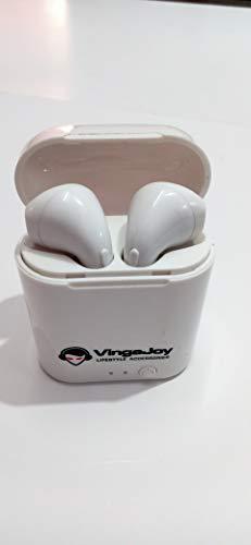 Vingajoy Bluetooth BT-30 Wireless in Ear EARPHONETWS RE Loud.BE Proud...
