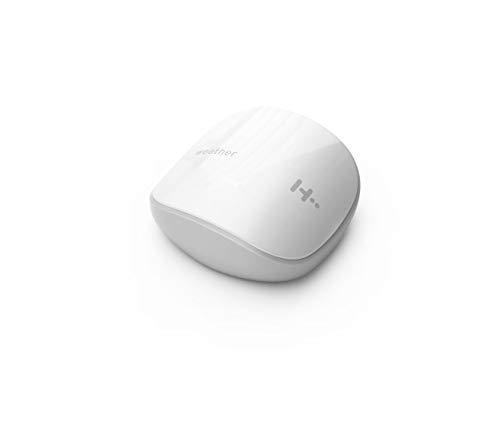 H2 Smart Home Weather sensor, estación climatológica, control exhaustivo de la temperatura y la calidad del aire en su hogar,smart home, compatible con alexa