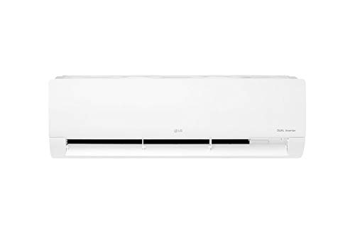 LG 1.5 TR 5 Star Inverter Split Copper Convertible 4-in-1 Cooling AC (White)