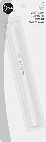 Dritz 692 Mark-B-Gone Marking Pen, White