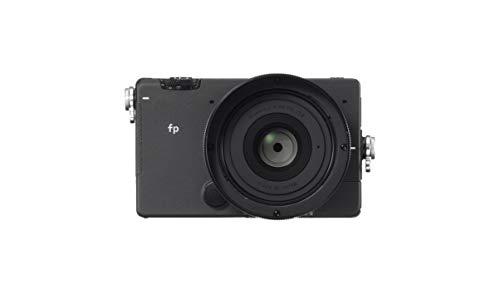 Sigma Fp Cámara digital de marco completo sin espejo con lente DG DN de 45 mm f/2.8 contemporáneo