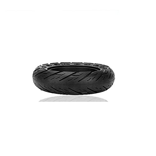JXINGY Neumáticos Sólidos a Prueba de Explosiones Neumático Exterior de Scooter Eléctrico de 10 Pulgadas 10X2.50, Absorción de Impactos Huecos de Panal