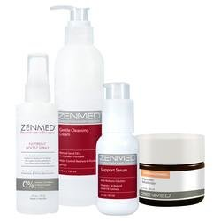 ZENMED Anti-Aging Rosacea System - Protect and Nourish the Skin with This Special Combination of Redness-Reducing Botanicals and Emollients