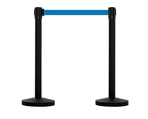Postes Separadores Azul Marca FESA