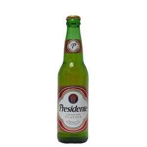 Cerv. Nacional Dominicana - Presidente 35,5Cl X6