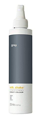 Milkshake Conditioning direct colour 200 ml in verschiedenen Farben (Grau - Grau)