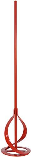 Connex Rondenrührer - Ø 120 x 590 mm - Sechskant-Schaft - Geeignet für Wand- & Deckenfarben - Mischgut bis 30 kg - Für 13 mm Bohrfutter / Farbrührer / Rührquirl / Rührkorb / COX781259