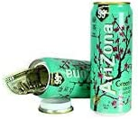 Selling Arizona Green Tea CAN New mail order 24 OZ. Safe Diversion Hidden Secret STASH