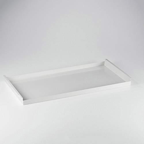 Swissmobilia Métal élément tiroir/auszi ehtablar pour USM Haller 750 x 350 RAL 9010 Blanc Pur