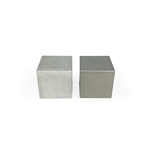 1.5' Tungsten and Magnesium Cube Set