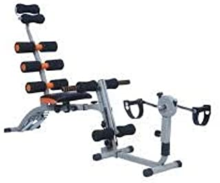Meneflix Six Pack Care with Abs Exerciser Machine with 20 Different Modes for Exercise and Fitness Abs Machine - 2020 Six ...
