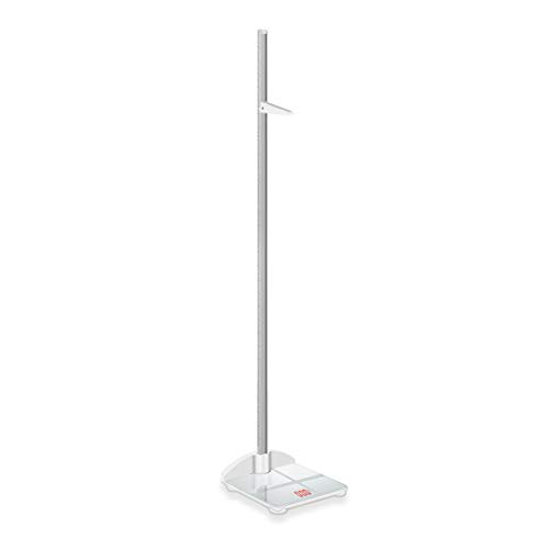 Portable Stadiometer, Foldable Child Mechanical Height Rod & Scale 2-in-1, Measuare 79 in & 200lb, Growth Scale Suitable for All Family