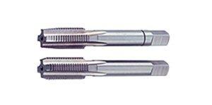 Hand-Gewindebohrer Set Satz (2Stk) M 14x1,0 MF HSS DIN13 Rechts Rechtsgewinde NEU & Original M14x1,0
