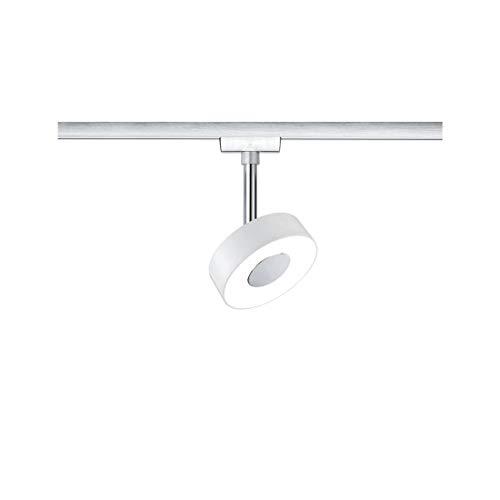 Paulmann 955.15 VariLine LED-Spot Circle 5W Weiß matt/Chrom 230V dimmbar