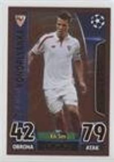 Yevhen Konoplyanka (Trading Card) 2015-16 Topps Match Attax UEFA Champions League - [Base] - Limited Edition Bronze #LE5