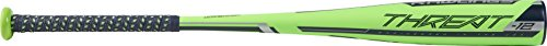 Rawlings US9T12-28/16 Threat Usa Baseball Bat (-12) US9T12-28/16, Green/Blue, 28
