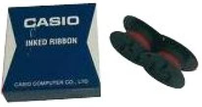 DR-420 FR-620 CASIO RB-02 Nylon-Farbband auf Spule f/ür Casio parallel druckende Rechner DR-320