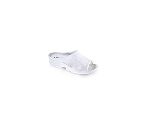 Fashy 7243 Hygiene-Sandale, Bio-Slipper, Badeschuhe, 39