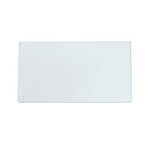 Original Bauknecht Ignis Glasplatte Glasabdeckung Kühlschrank 472 x 265 mm - 481946678401