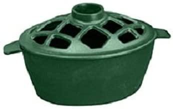 John Wright 031682 Small Steamer Lattice - Forest Green