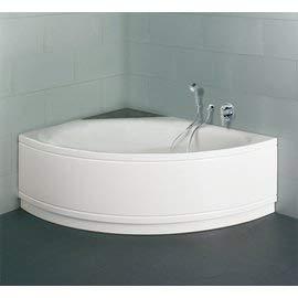 Bette Pool III Comfort Badewanne 6056CCVV, 160x113x45cm, Links, Farbe: Weiß