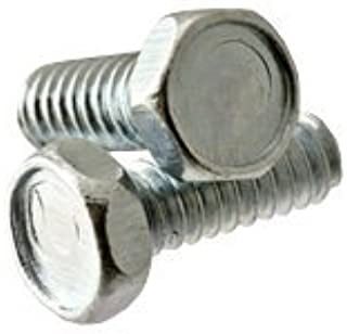 | Size: M14-2.00 ZINC CR+3 Length: 40mm QUANTITY: 25 M14-2.00x40 MM DIN 933 METRIC CLASS 10.9 HEX HEAD BOLT//SCREW,//933