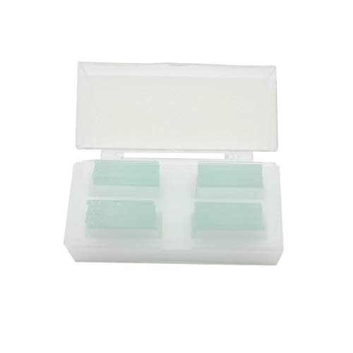 22mm22mm Glass Cover Slips Pre-Cleaned Cover Slip 200pcs/box