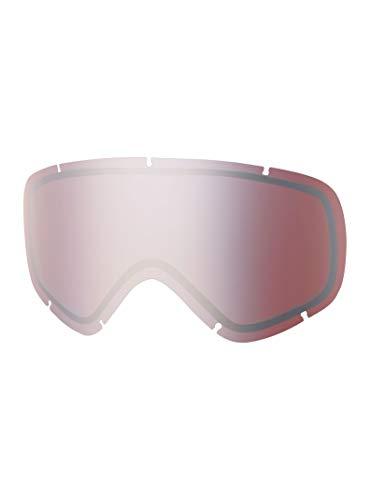 Anon Herren Helix 2.0 Lens Snowboardbrille, Silver Amber, One Size