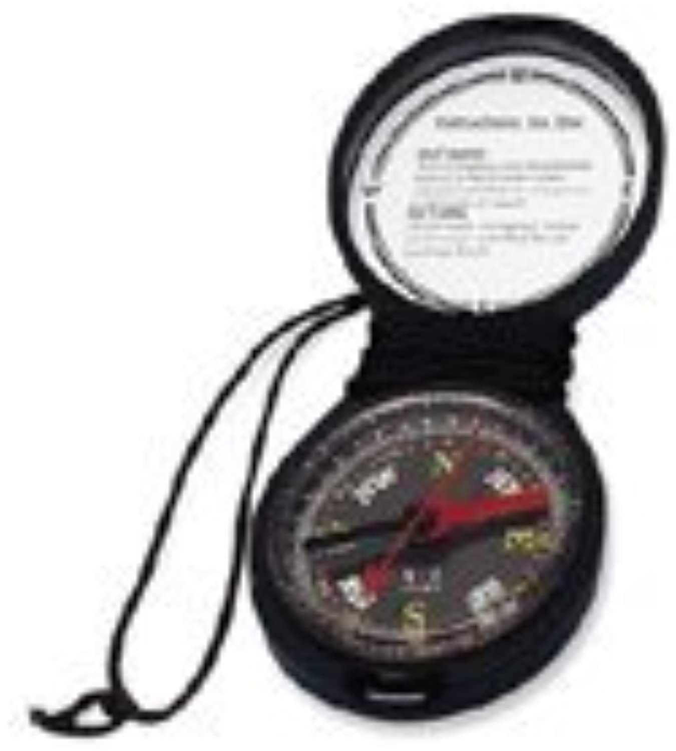 8 Pack LEARNING RESOURCES DIRECTIONAL COMPASS 2 DIAMETER