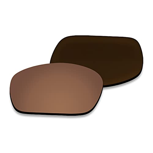 AHABAC Ersatzgläser für Oakley Jawbone Rahmenvarianten – polarisiert & entspiegelt & wasserabweisend