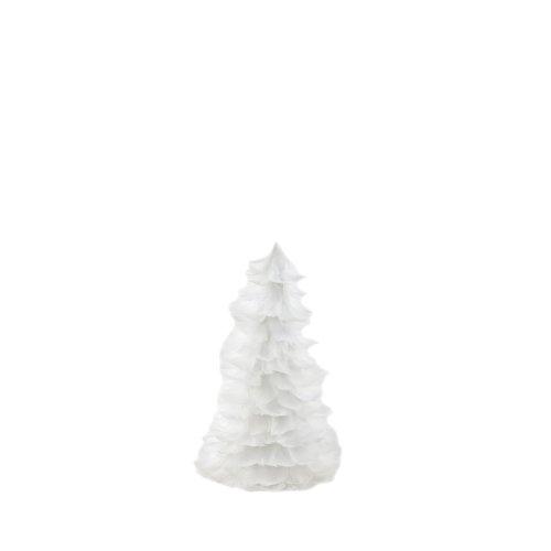 Natural Festive Feather Christmas Tree - 12' White Farmhouse or Fall Decor