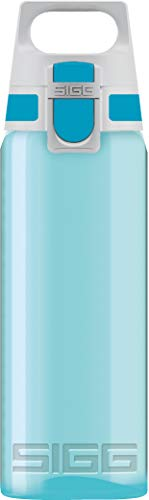 SIGG Total Clear One Trinkflasche, AQUA, 0.6L