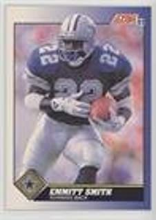 Emmitt Smith (Football Card) 1991 Score - [Base] #15