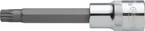 Vigor V2113 12.5 mm (1/2 Zoll) Schraubendreher-Einsatz, Vielzahn (XZN) M9, Länge: 100 mm