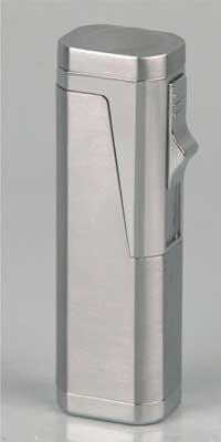 SKY Zigarrenfeuerzeug 3 Flammen mit Rundcutter 6mm chrom