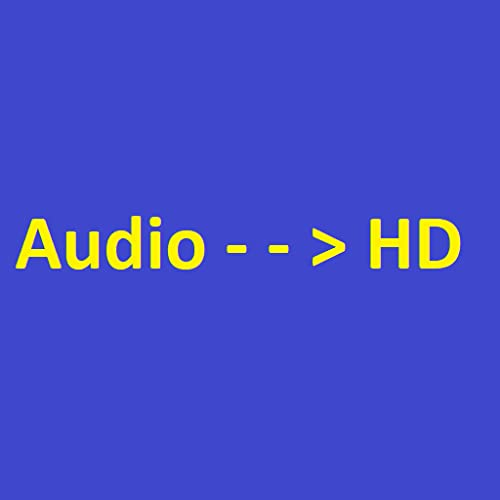 Audio To HD