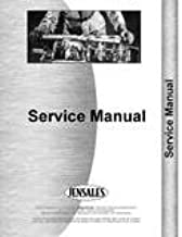Ford 1320 1520 1620 1715 1720 Tractor Service Manual (NH-S-1320+)