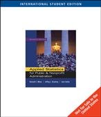 APPLIED STATISTICS FOR PUBLIC AND NONPROFIT ADMINISTRATION, 7 EDITION