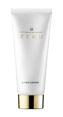 ZEMU O. Pack Gold Facial Cleansing Foam 5 oz