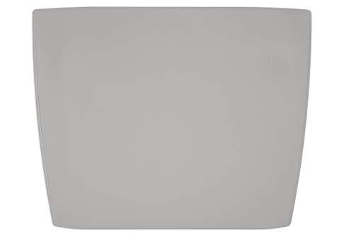 Durable 721710 Schreibunterlage Artwork (650 x 520 mm) grau
