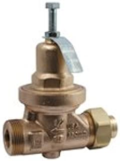 Apollo Conbraco 36LF Series 3/4 in. Double Union Pressure Reducing Valve with Port
