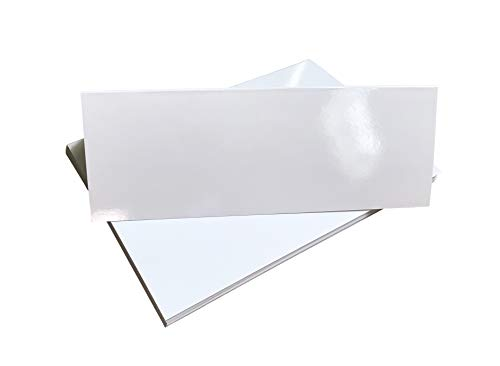 Reusable Dry Erase Name Tent Cards 8.5