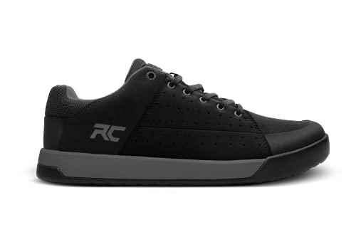 Ride Concepts Men s Livewire Flat Pedal Mountain Bike Shoe Black/Charcoal  14 M US