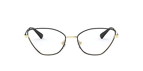 Vogue Vo4142b Damenbrille aus Metall mit Katzenaugen-Motiv